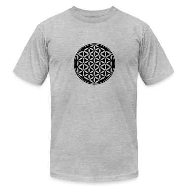 Flower of Life - Vector- Sacred Geometry, energy symbol, healing symbol,  T-Shirts