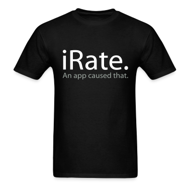 iRate - An App Caused That - iSpoof