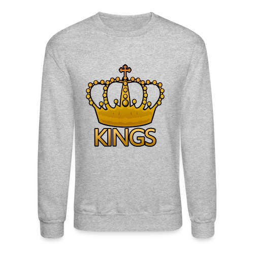 Kings crown - Crewneck Sweatshirt