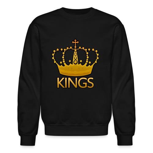 Kings crown - Crewneck Sweatshirt