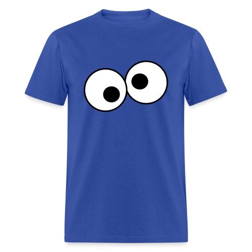 Monster Eyes - Men's T-Shirt