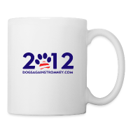 Mugs & Drinkware ~ Coffee/Tea Mug ~ Official Dogs Against Romney