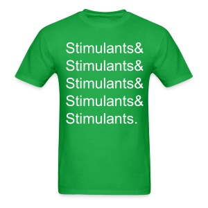 Stimulants& - Men's Standard Weight Tee - Men's T-Shirt