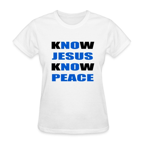 KNOW (womens) - Women's T-Shirt