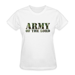 Army Of The Lord (womens) - Women's T-Shirt