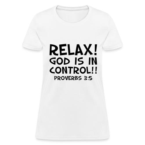 Relax (womens) - Women's T-Shirt