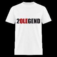 T-Shirts ~ Men's T-Shirt ~ 20legend