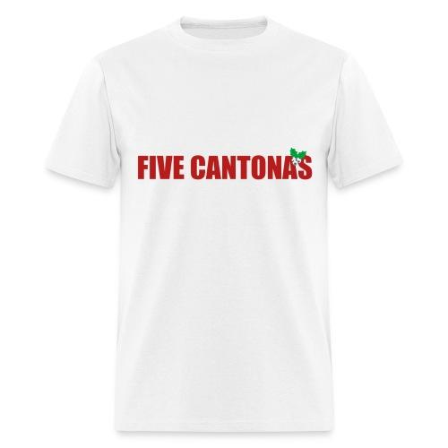 Five Cantonas - Men's T-Shirt