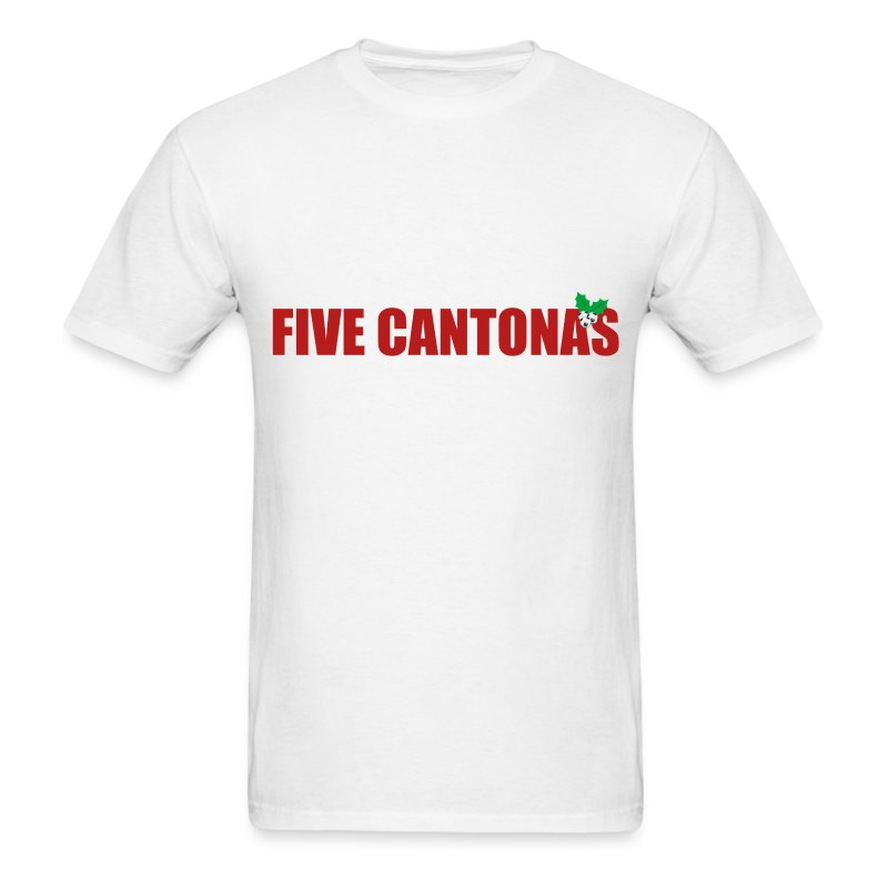 Five Cantonas - Men's T-Shirt