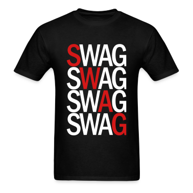 SWAG TWO COLOR VECTOR T-Shirts