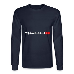 Konami Code - Men's Long Sleeve T-Shirt