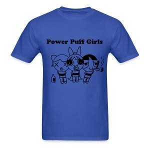 Power Puff Girls - Men's T-Shirt