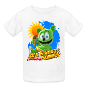 Gummibär (The Gummy Bear) It's A Great Summer Kids' T-Shirt - Kids' T-Shirt