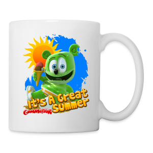 Gummibär (The Gummy Bear) It's A Great Summer Mug - Coffee/Tea Mug