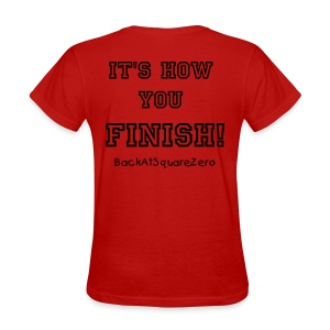 Start to Finish Tee - Women's T-Shirt