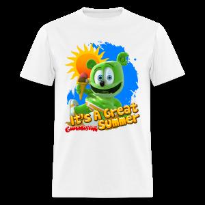 Gummibär (The Gummy Bear) It's A Great Summer Men's T-Shirt - Men's T-Shirt