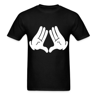 Most Dope Diamond Hands Design T-Shirts