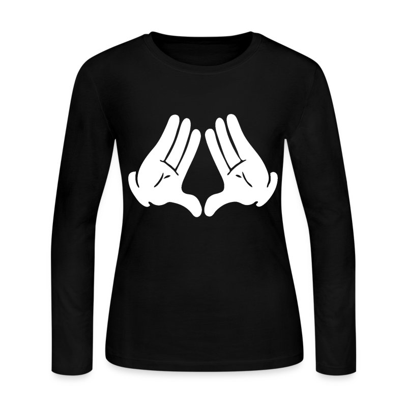 Design your own custom long sleeve tee with low wholesale pricing, no set up fees, and lighting fast service. High quality styles at low costs are available. Design online today!