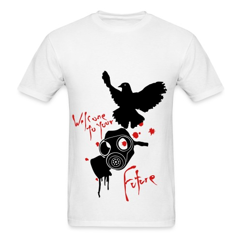 The Future Bird - Men's T-Shirt