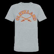 T-Shirts ~ Unisex Tri-Blend T-Shirt by American Apparel ~ CLE CAV