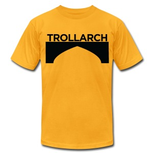 Trollarch Staff American Apparel - Men's T-Shirt by American Apparel