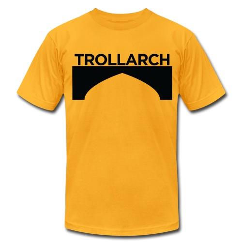 Trollarch Staff American Apparel - Men's Fine Jersey T-Shirt