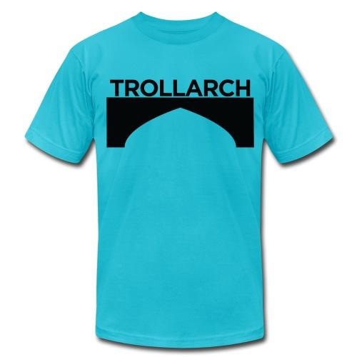 Trollarch Staff American Apparel - Men's  Jersey T-Shirt