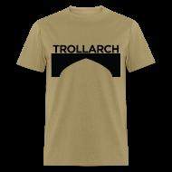T-Shirts ~ Men's T-Shirt ~ Trollarch Staff Standard