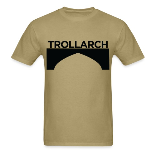 Trollarch Staff Standard - Men's T-Shirt