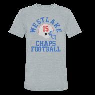 T-Shirts ~ Unisex Tri-Blend T-Shirt ~ D. BREES H.S. THROWBACK
