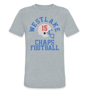 D. BREES H.S. THROWBACK - Unisex Tri-Blend T-Shirt by American Apparel