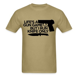 Gun Game Standard - Men's T-Shirt