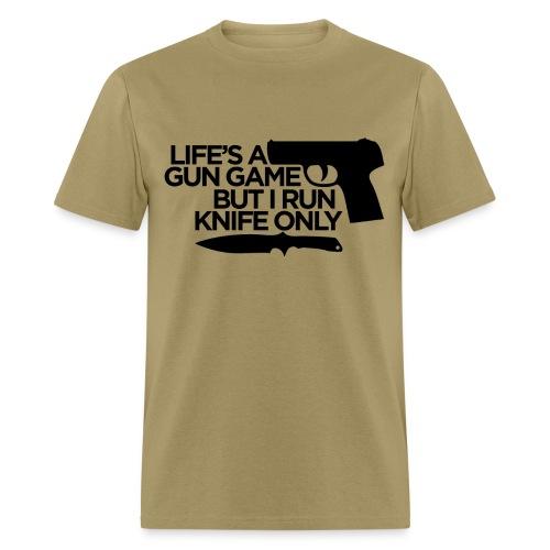 Gun Game Standard - Men's T-Shirt