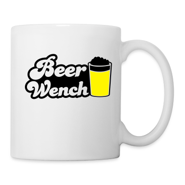 BEER WENCH beers server Gift