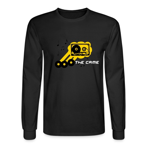 the came - cassete - Men's Long Sleeve T-Shirt