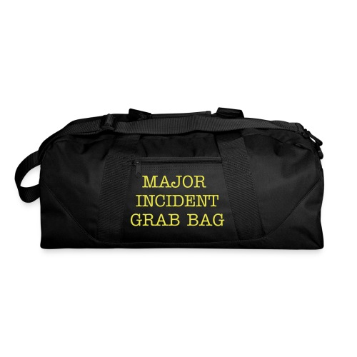 Major Incident Grab Bag - Duffel Bag