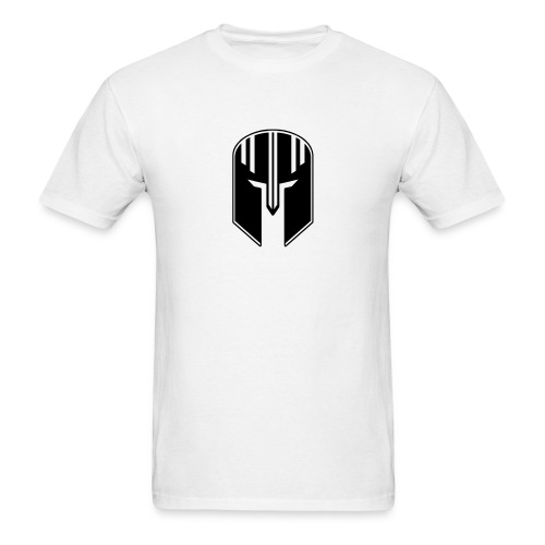 Black Helmet Logo - LOOSE FIT - Men's T-Shirt