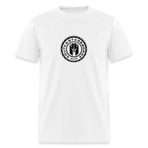 Black Vintage Logo - LOOSE FIT - Men's T-Shirt
