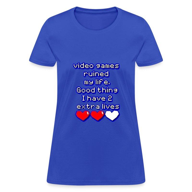 Ruined My Life (womens) - Women's T-Shirt