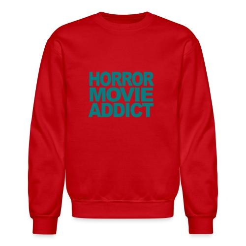 Horror Addict - Crewneck Sweatshirt