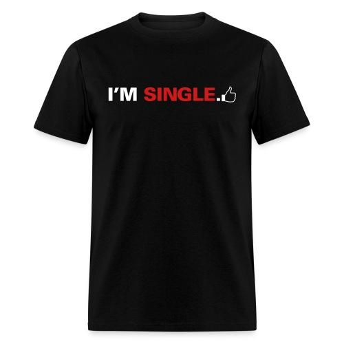 Guy's Single Shirt  - Men's T-Shirt