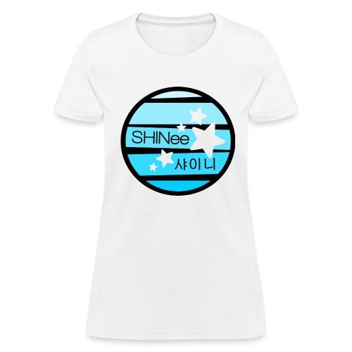 SHINee World 1 - Women's T-Shirt