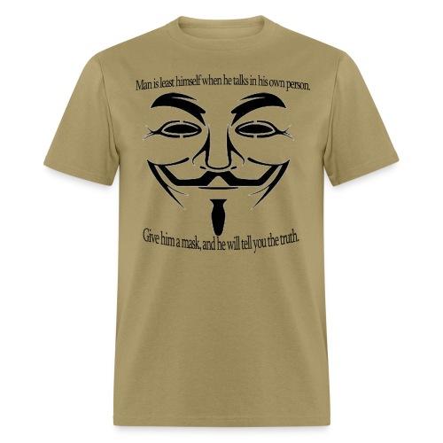 Maske Tee - Men's - Men's T-Shirt