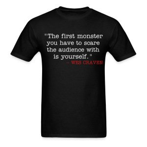 The First Monster - Men's T-Shirt