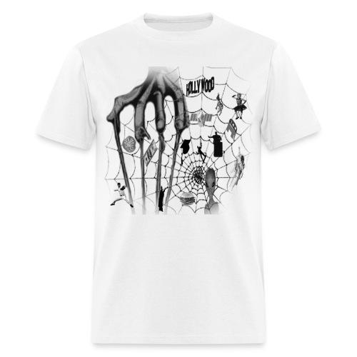 Web of Deceit Tee - Men's - Men's T-Shirt