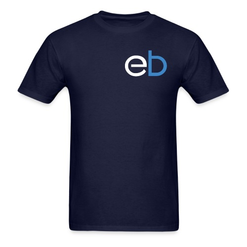 EB Classic Shirt: Navy - Men's T-Shirt