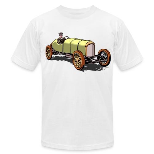 Old Race - Men's Fine Jersey T-Shirt