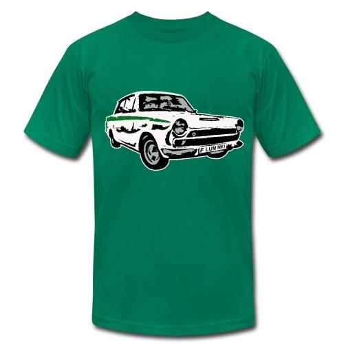 Lotus Cortina - Men's Fine Jersey T-Shirt