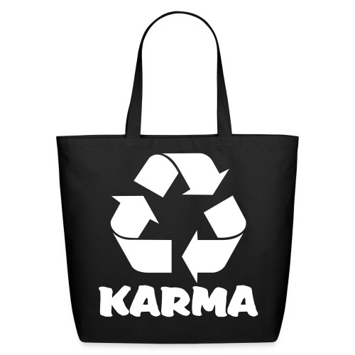 Karma Bag - Eco-Friendly Cotton Tote