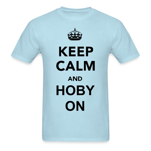 Hoby On - Men's T-Shirt